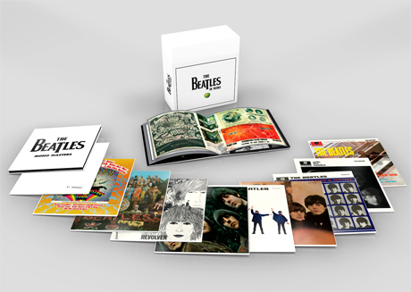 The Beatles in Mono LPs